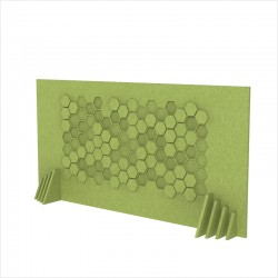 DESK DIVIDER - HEXAGONE -...