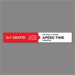 YUPO APERO TIME 3+1